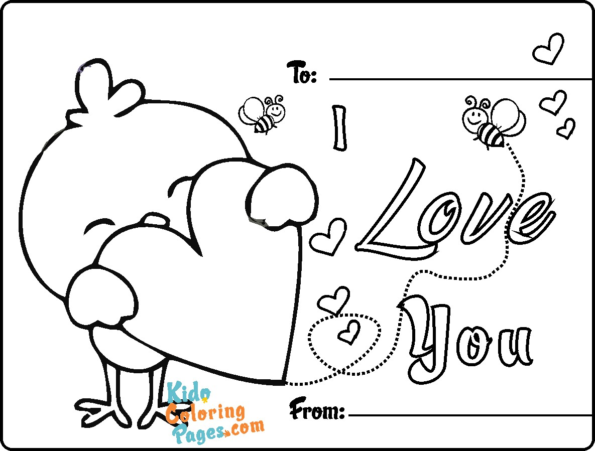 valentines day cards teddy bears coloring pages