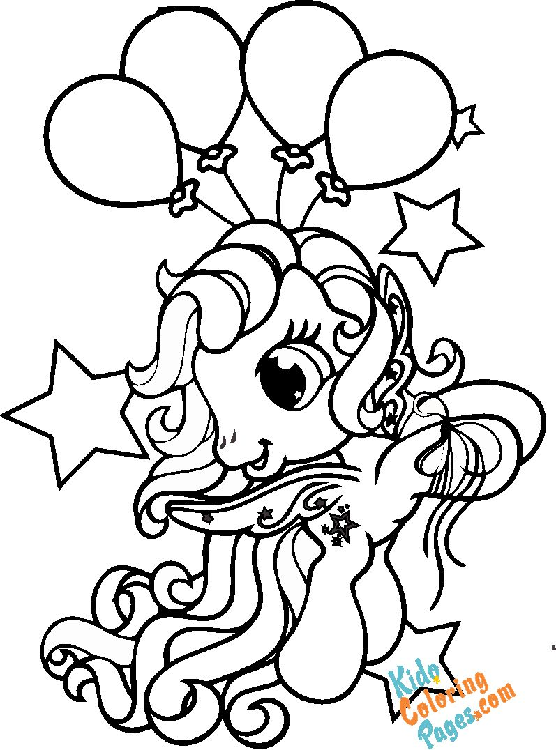 my little pony friendship Pinkie Pie to print out